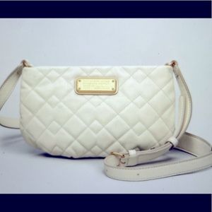 SALE Marc Jacobs Q Quilted Leather Cross